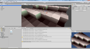 Getting tile height and color calculation working