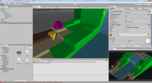 Implementing movement and enemy AI