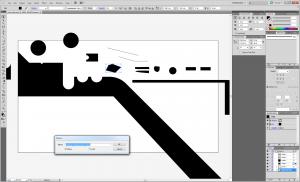 Level editing in illustrator